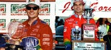 Drivers who've won the Southern 500 and championship in same season