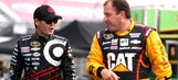 Ryan Newman, Kyle Larson cars fail post-race inspection