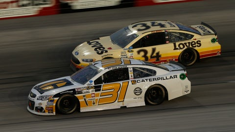 Speaking of the Chase