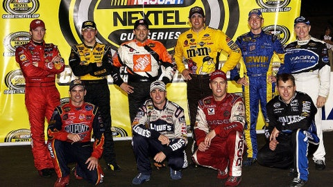 2004 - Jeremy Mayfield wins first Richmond race in Chase era