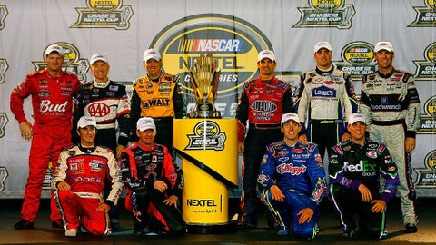 2006 - Kasey Kahne overcomes deficit to knock Tony Stewart out of Chase