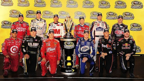 2009 - Matt Kenseth and Kyle Busch miss the Chase, despite multiple wins