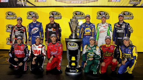 2012 - Emphasis on winning still makes Richmond a points race