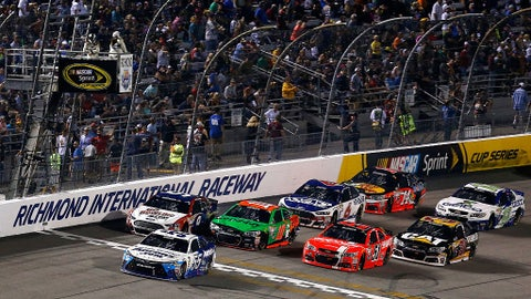 RIR serves as the last chance to make the Chase field