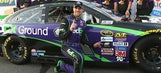 Starting Sprint Cup lineup at Richmond with Denny Hamlin on pole