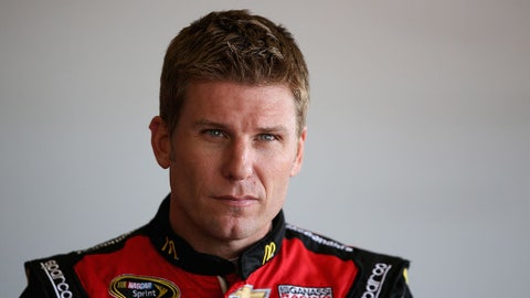 Jamie McMurray, 2000 points