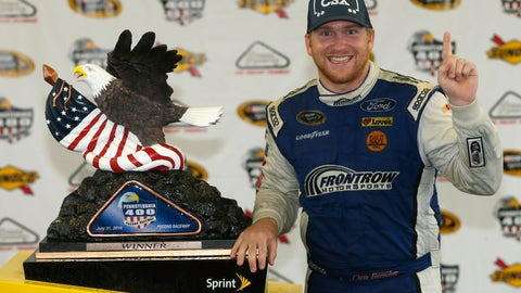 First Sprint Cup win