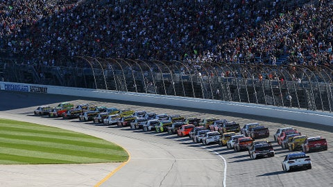 The Chase starts at Chicagoland