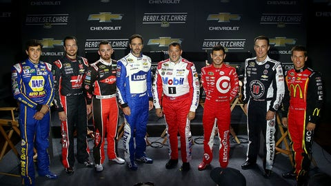 First Chase for the Sprint Cup