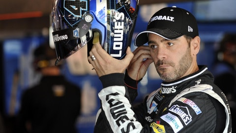 Jimmie Johnson, 99 points