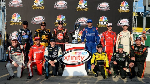 Meet the XFINITY Chasers