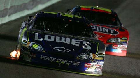 2007, Jimmie Johnson