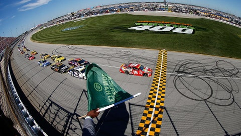The Chase starts now at Chicagoland