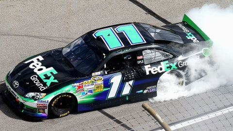 Denny Hamlin, 15 wins at Chase tracks (6 in the Chase)