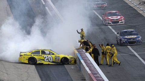 Matt Kenseth, 13 wins at Chase tracks (7 in the Chase)