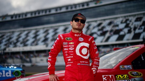Kyle Larson, 15th in the Chase standings