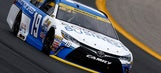 Starting lineup for second Chase race at New Hampshire