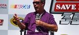 Former NASCAR driver Ernie Irvan endorses Donald Trump