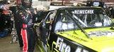 John Hunter Nemechek's truck flunks post-race inspection