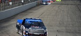 William Byron runs away with first Truck Series Chase race