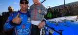 Kevin Harvick's son Keelan and the dream Christmas week
