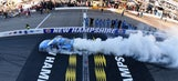 Kevin Harvick uses late surge to win second Chase race