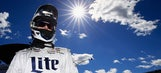 'Great finish' after 'so-so day' makes Keselowski the new Chase points leader