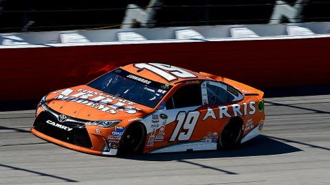 Carl Edwards, ARRIS 'Tony Stewart' throwback at Darlington