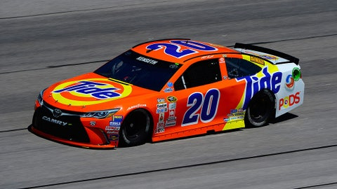Matt Kenseth, Tide throwback at Darlington
