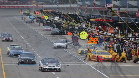 Meet the crew chiefs in the Chase for the Cup