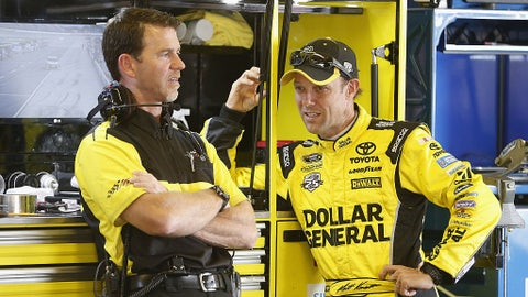 Jason Ratcliff, No. 20 Joe Gibbs Racing (14 wins, 0 championships)