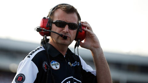 Rodney Childers, No. 4 Stewart-Haas Racing (14 wins, 1 championship)