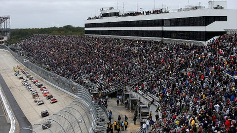 5 facts you need to know about the Monster Mile
