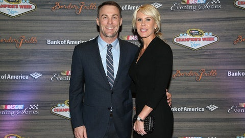 Kevin and DeLana Harvick