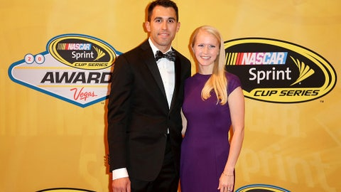 Aric and Janice Almirola