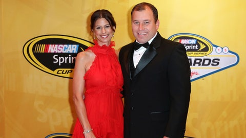 Ryan and Krissie Newman