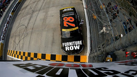 Truex Jr. tops teammates