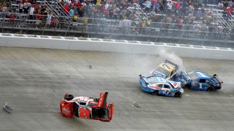 Chase carnage
