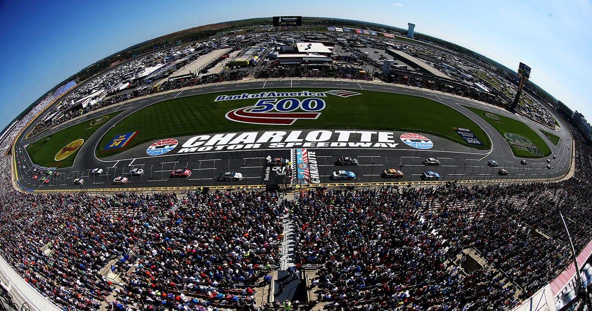 Nascar Schedule For Charlotte Motor Speedway Fox Sports