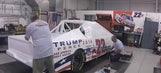 NASCAR truck to carry Donald Trump scheme at Talladega