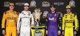 Are JGR's drivers being too polite to win the Sprint Cup title?
