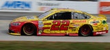 Joey Logano: Caution that 'screwed up the lineup' did the same for his finish