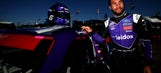 Bubba Wallace honoring late grandmother on XFINITY car at Phoenix