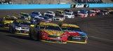 19 active drivers who've led laps at Phoenix Raceway