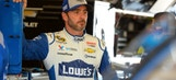 Jimmie Johnson turning competitors' heads with insane workout regimen