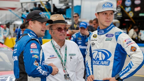 Do you think Trevor Bayne and Ricky Stenhouse Jr. can win a race this year ? —Scott