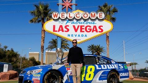 Loving Las Vegas