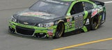 Watch as Dale Earnhardt Jr.'s No. 88 car morphs in cool GIF