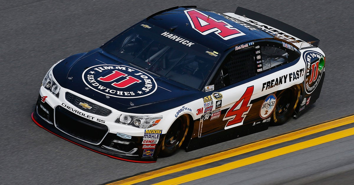 Jimmy John S Extends Partnership With Kevin Harvick Stewart Haas
