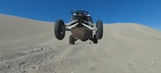 Watch this incredible view of Kyle Busch tearing up the sand dunes